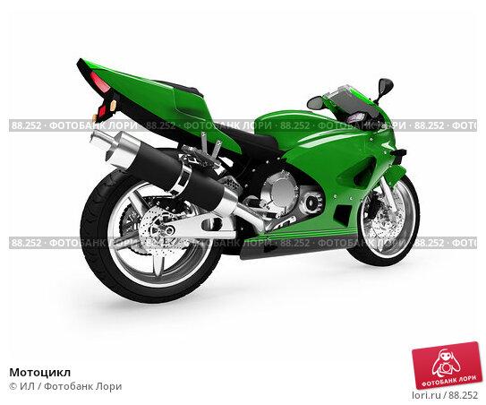 Мотоцикл, иллюстрация № 88252 (c) ИЛ / Фотобанк Лори