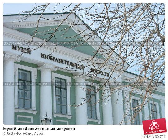 Музей изобразительных искусств, фото № 30704, снято 25 февраля 2007 г. (c) RuS / Фотобанк Лори