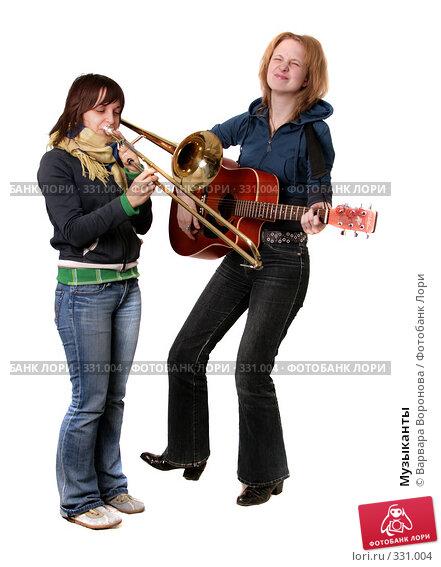 Купить «Музыканты», фото № 331004, снято 9 мая 2008 г. (c) Варвара Воронова / Фотобанк Лори