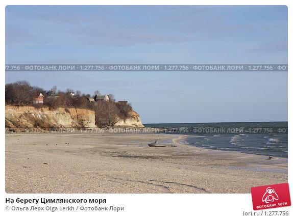 Купить «На берегу Цимлянского моря», фото № 1277756, снято 9 декабря 2009 г. (c) Ольга Лерх Olga Lerkh / Фотобанк Лори