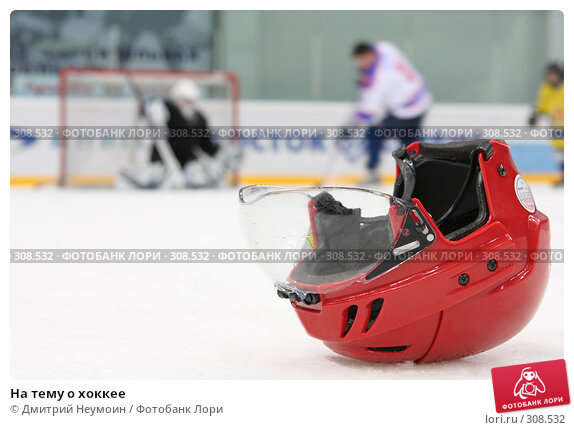 На тему о хоккее, эксклюзивное фото № 308532, снято 29 марта 2008 г. (c) Дмитрий Неумоин / Фотобанк Лори