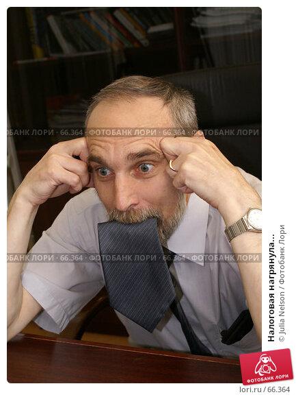 Налоговая нагрянула..., фото № 66364, снято 22 июля 2007 г. (c) Julia Nelson / Фотобанк Лори