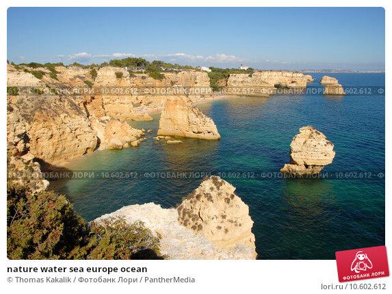 nature water sea europe ocean. Стоковое фото, фотограф Thomas Kakalik / PantherMedia / Фотобанк Лори