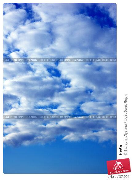 Небо, фото № 37904, снято 26 апреля 2007 г. (c) Валерия Потапова / Фотобанк Лори