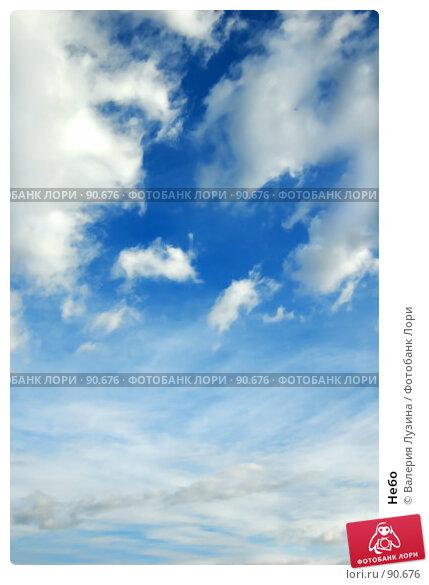 Небо, фото № 90676, снято 25 сентября 2007 г. (c) Валерия Потапова / Фотобанк Лори