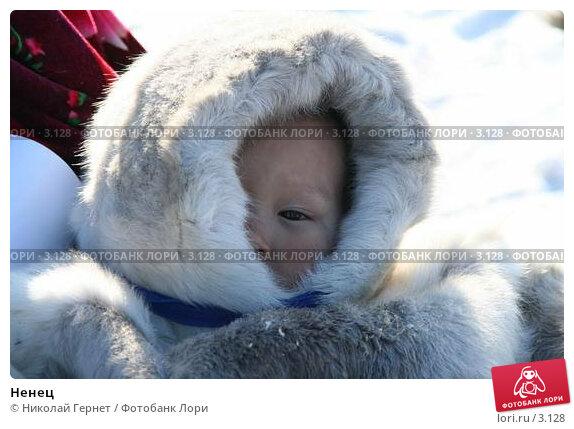 Ненец, фото № 3128, снято 25 марта 2006 г. (c) Николай Гернет / Фотобанк Лори