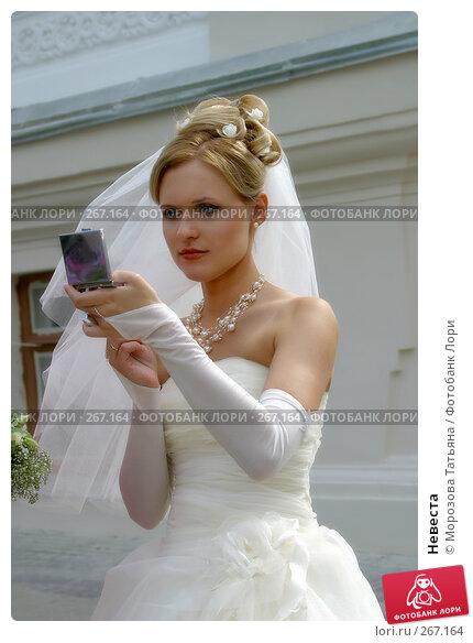 Невеста, фото № 267164, снято 29 апреля 2017 г. (c) Морозова Татьяна / Фотобанк Лори