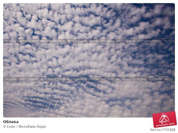 Облака, фото № 113628, снято 1 июля 2007 г. (c) Coler / Фотобанк Лори