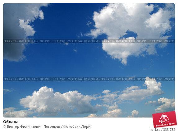 Облака, фото № 333732, снято 19 июня 2008 г. (c) Виктор Филиппович Погонцев / Фотобанк Лори
