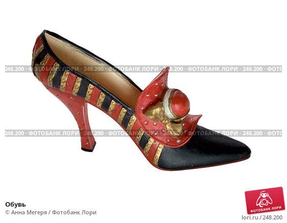 Обувь, фото № 248200, снято 10 февраля 2008 г. (c) Анна Мегеря / Фотобанк Лори