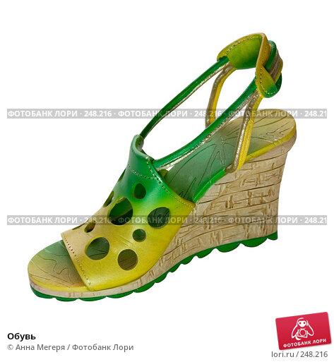 Обувь, фото № 248216, снято 10 февраля 2008 г. (c) Анна Мегеря / Фотобанк Лори