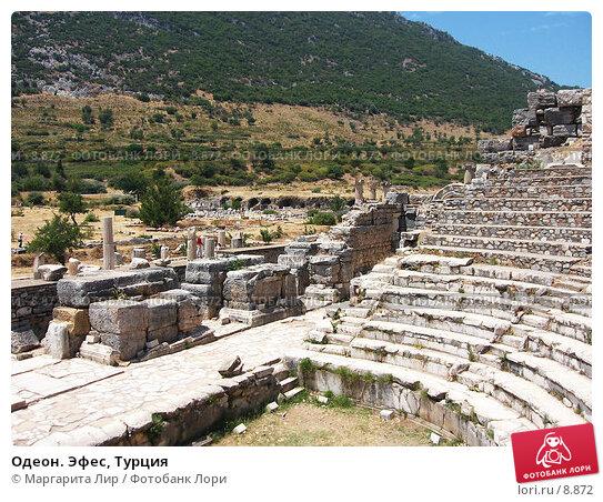 Купить «Одеон. Эфес, Турция», фото № 8872, снято 9 июля 2006 г. (c) Маргарита Лир / Фотобанк Лори