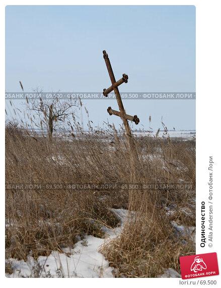 Одиночество, фото № 69500, снято 26 февраля 2007 г. (c) Alla Andersen / Фотобанк Лори