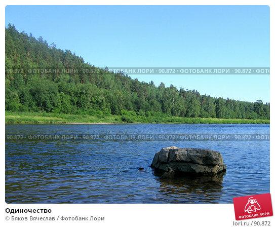 Одиночество, фото № 90872, снято 18 июля 2006 г. (c) Бяков Вячеслав / Фотобанк Лори