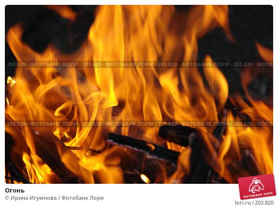 Огонь, фото № 203820, снято 2 июня 2007 г. (c) Ирина Игумнова / Фотобанк Лори
