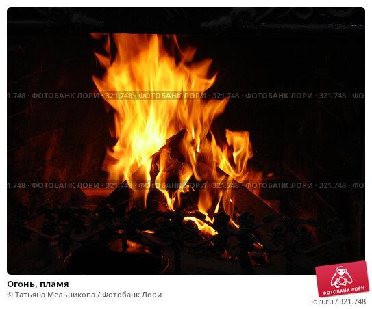 Огонь, пламя, фото № 321748, снято 13 июня 2008 г. (c) Татьяна Мельникова / Фотобанк Лори