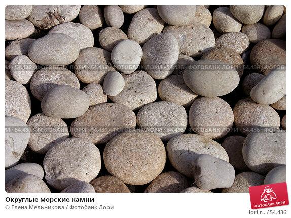 Округлые морские камни, фото № 54436, снято 25 мая 2017 г. (c) Елена Мельникова / Фотобанк Лори