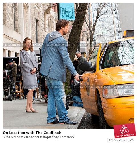 Купить «On Location with The Goldfinch Featuring: Nicole Kidman, Luke Wilson Where: New York, New York, United States When: 13 Mar 2018 Credit: WENN.com», фото № 29643596, снято 13 марта 2018 г. (c) age Fotostock / Фотобанк Лори