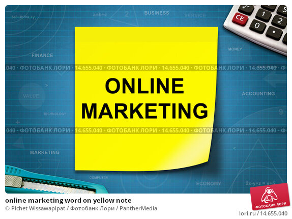 marketing note