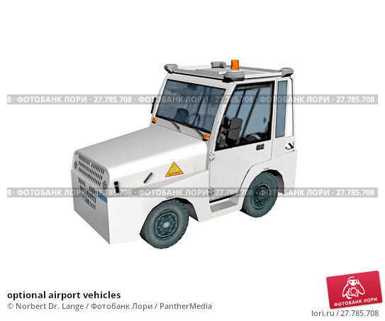 Купить «optional airport vehicles», фото № 27785708, снято 18 октября 2018 г. (c) PantherMedia / Фотобанк Лори