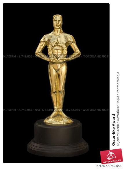 Oscar-like Award, фото № 8742056, снято 25 мая 2017 г. (c) PantherMedia / Фотобанк Лори