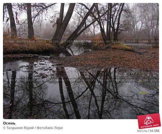 Осень, фото № 34588, снято 5 ноября 2006 г. (c) Талдыкин Юрий / Фотобанк Лори