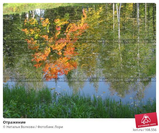 Отражение, фото № 108556, снято 22 сентября 2007 г. (c) Наталья Волкова / Фотобанк Лори