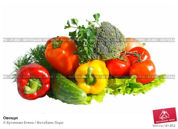 Овощи, фото № 41852, снято 5 апреля 2007 г. (c) Бутинова Елена / Фотобанк Лори