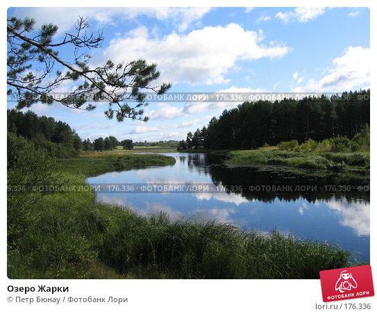 Купить «Озеро Жарки», фото № 176336, снято 29 августа 2003 г. (c) Петр Бюнау / Фотобанк Лори