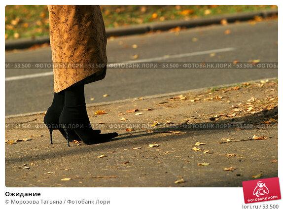 Ожидание, фото № 53500, снято 3 октября 2005 г. (c) Морозова Татьяна / Фотобанк Лори