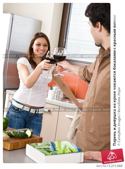 Картинки парень и девушка на кухне фото 595-831