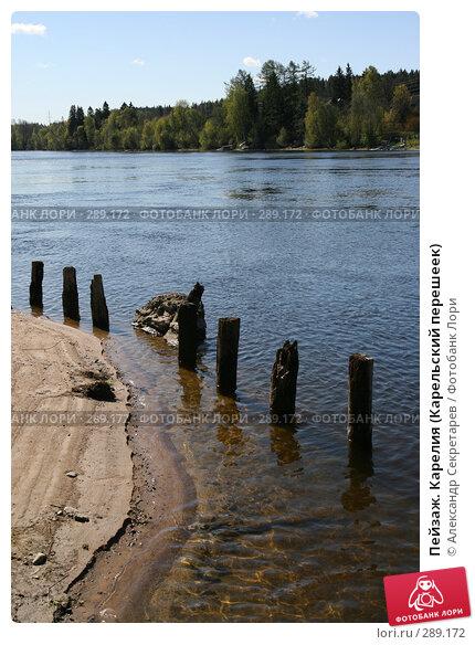 Пейзаж. Карелия (Карельский перешеек), фото № 289172, снято 17 мая 2007 г. (c) Александр Секретарев / Фотобанк Лори
