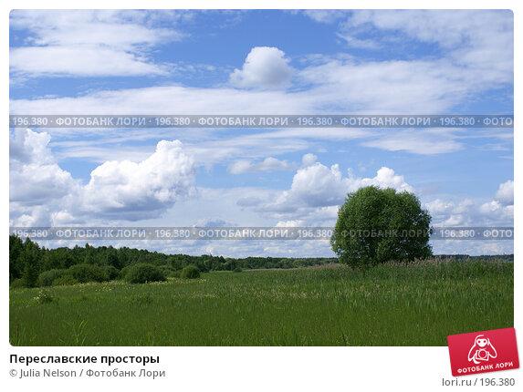Переславские просторы, фото № 196380, снято 30 июня 2007 г. (c) Julia Nelson / Фотобанк Лори