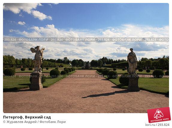 Петергоф, Верхний сад, фото № 293824, снято 23 июля 2007 г. (c) Журавлев Андрей / Фотобанк Лори