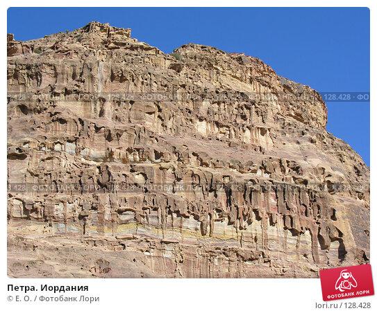 Петра. Иордания, фото № 128428, снято 25 ноября 2007 г. (c) Екатерина Овсянникова / Фотобанк Лори