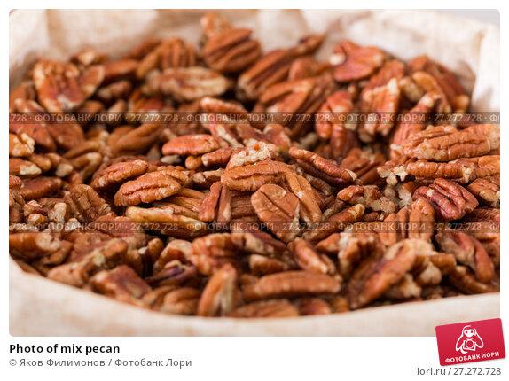 Купить «Photo of mix pecan», фото № 27272728, снято 4 сентября 2017 г. (c) Яков Филимонов / Фотобанк Лори