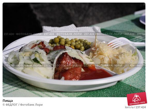 Пища, фото № 237424, снято 30 марта 2008 г. (c) ФЕДЛОГ.РФ / Фотобанк Лори