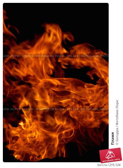 Пламя, фото № 215124, снято 25 июля 2007 г. (c) Goruppa / Фотобанк Лори