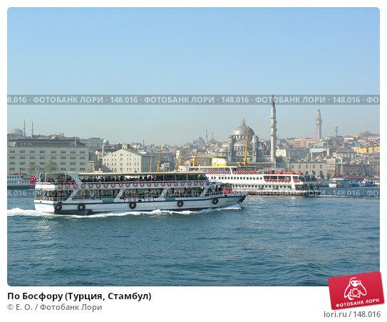 Купить «По Босфору (Турция, Стамбул)», фото № 148016, снято 14 апреля 2007 г. (c) Екатерина Овсянникова / Фотобанк Лори
