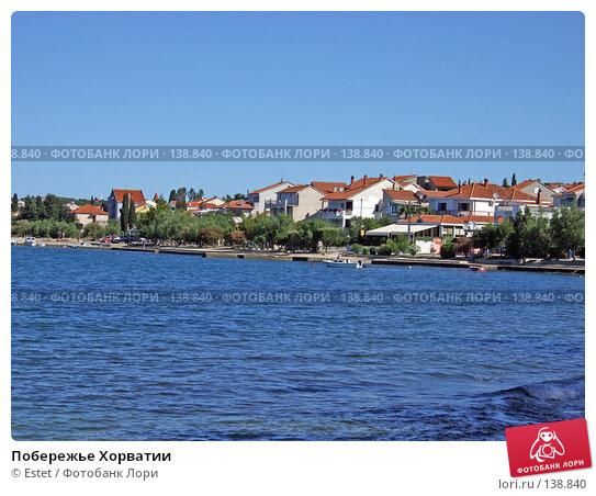 Побережье Хорватии, фото № 138840, снято 5 июля 2007 г. (c) Estet / Фотобанк Лори