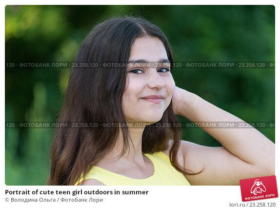 Cute Teen Photo