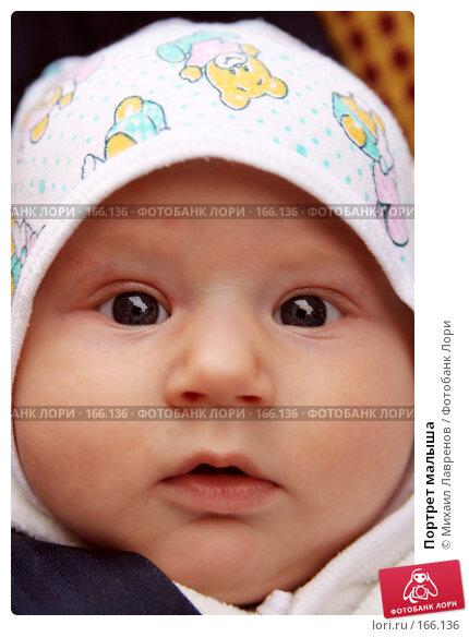 Портрет малыша, фото № 166136, снято 13 мая 2007 г. (c) Михаил Лавренов / Фотобанк Лори