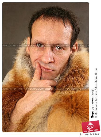 Портрет мужчины, фото № 248768, снято 20 ноября 2007 г. (c) Морозова Татьяна / Фотобанк Лори