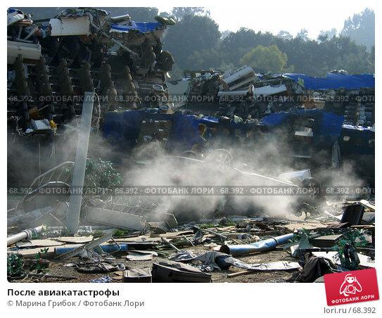 После авиакатастрофы, фото № 68392, снято 26 ноября 2005 г. (c) Марина Грибок / Фотобанк Лори