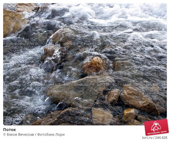 Поток, фото № 244428, снято 23 марта 2008 г. (c) Бяков Вячеслав / Фотобанк Лори