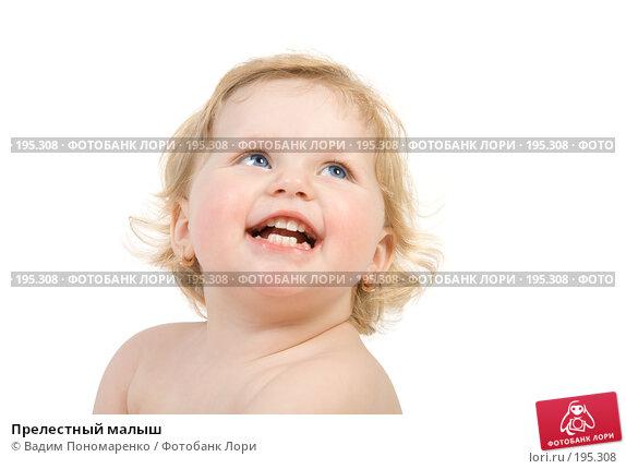 Прелестный малыш, фото № 195308, снято 19 января 2008 г. (c) Вадим Пономаренко / Фотобанк Лори