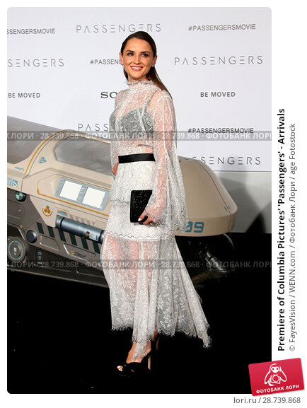 Купить «Premiere of Columbia Pictures' 'Passengers' - Arrivals Featuring: Rachael Leigh Cook Where: Westwood, California, United States When: 15 Dec 2016 Credit: FayesVision/WENN.com», фото № 28739868, снято 15 декабря 2016 г. (c) age Fotostock / Фотобанк Лори