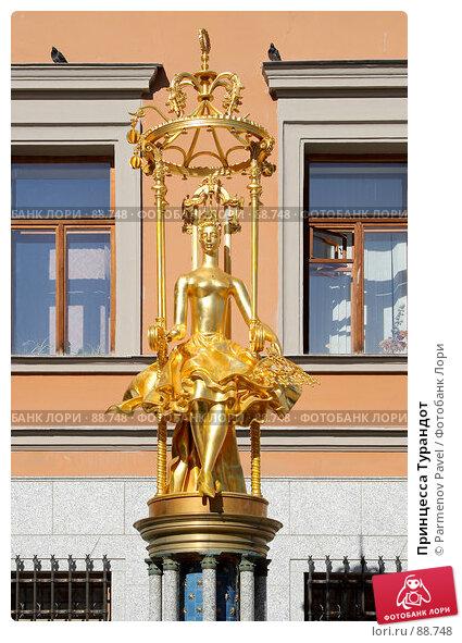 Принцесса Турандот, фото № 88748, снято 21 сентября 2007 г. (c) Parmenov Pavel / Фотобанк Лори