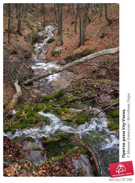 Приток реки Улу-Узень, фото № 37700, снято 1 мая 2007 г. (c) Михаил Баевский / Фотобанк Лори
