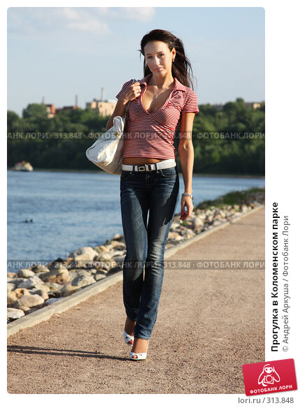 Купить «Прогулка в Коломенском парке», фото № 313848, снято 29 мая 2008 г. (c) Андрей Аркуша / Фотобанк Лори